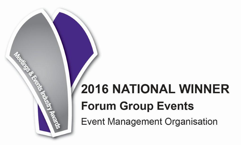 Double MEA National Win For Forum Group Events